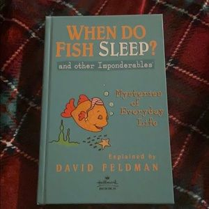 When Do Fish Sleep and Other Imponderables book